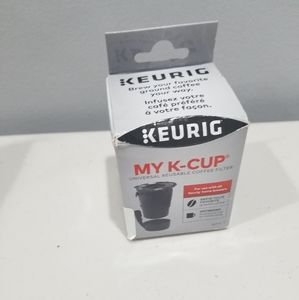 Reusable Keurig Filter